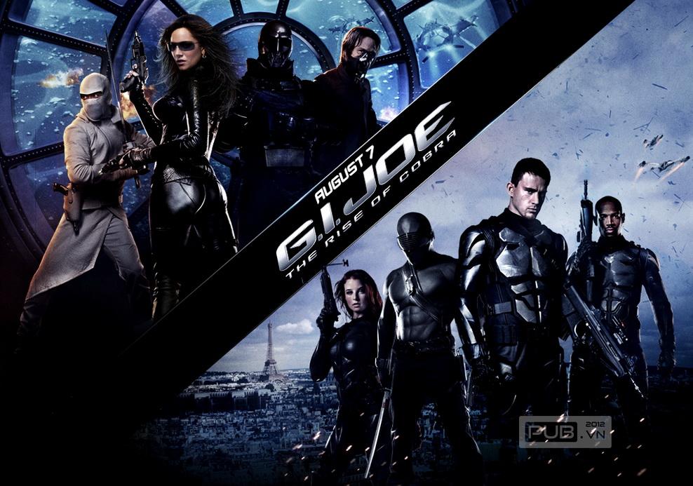 Cuộc Chiến Mãng Xà - G.I. Joe: The Rise of Cobra (2009)