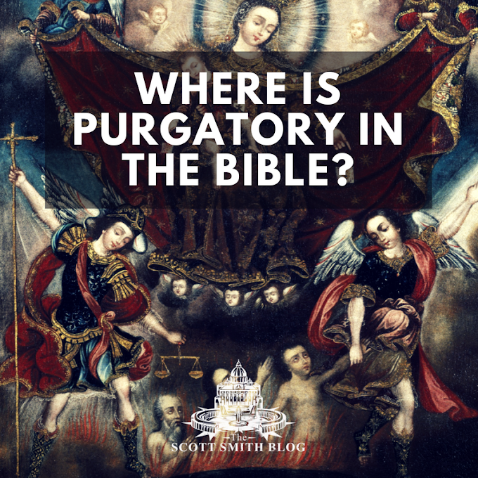 Where is Purgatory in the Bible? The Complete Guide