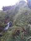 Família elesbonense se envolve em acidente na BR-316 próximo a Demerval Lobão; carro desce abismo, mas ocupantes saem ilesos.