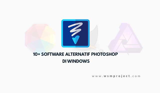 Software Alternatif Photoshop Di Windows