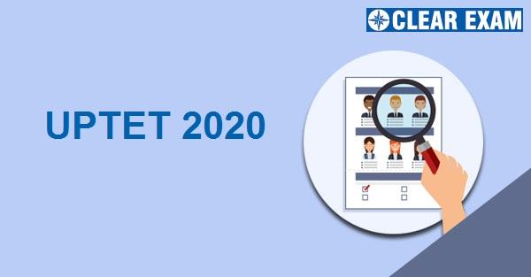 UPTET 2020