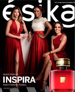Catalogo Esika campañas  5 2017
