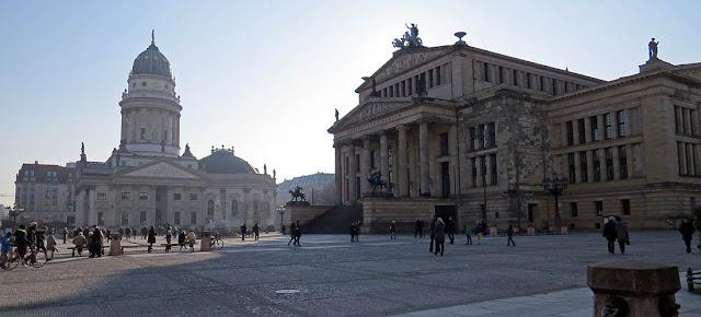 Berlín - Gendarmenmarkt