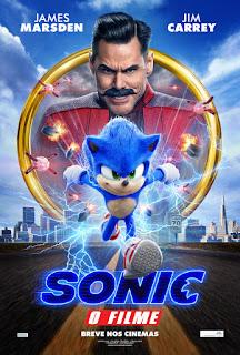 Baixar Sonic O Filme Torrent Dublado - BluRay 720p/1080p