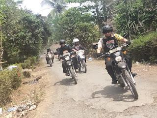 Kapolres Pimpin Patroli Desa Antisipasi Kriminalitas di Wilayah Lumajang