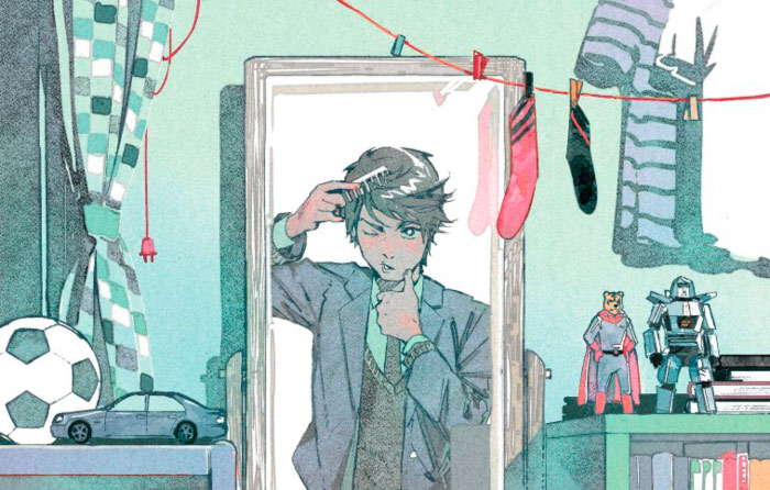 Boy Meets Maria manga - BL - PEYO (Kousei Eguchi) - Milky Way Ediciones