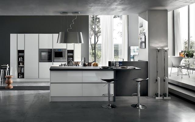 33 Luxury Kitchen Interior Designs