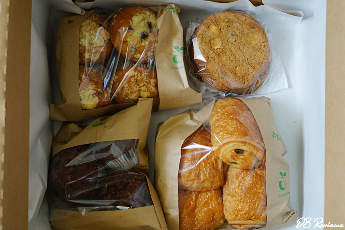 Home Bakery Boxes from Fruit for the Office