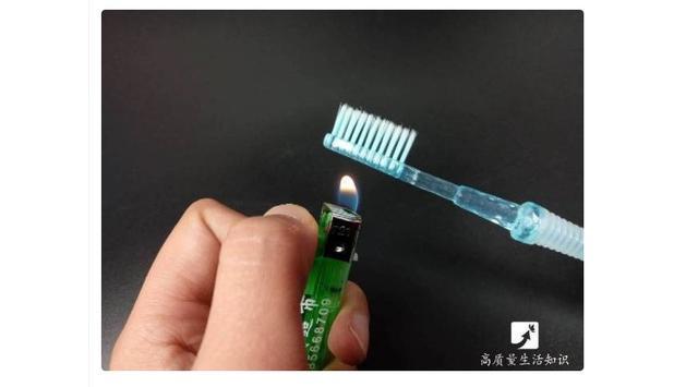 Ditambah Korek Api, Sikat Gigi Bekas Punya Manfaat Luar Biasa