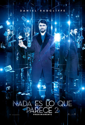Now You See Me 2 (BRRip 720p Dual Latino / Ingles) (2016)