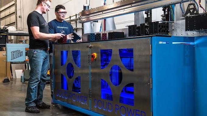 Szilárdtest-akkumulátor technológiába fektet a BMW és a Ford