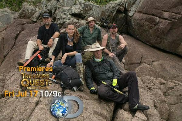 Treasure Quest Snake Island Episode