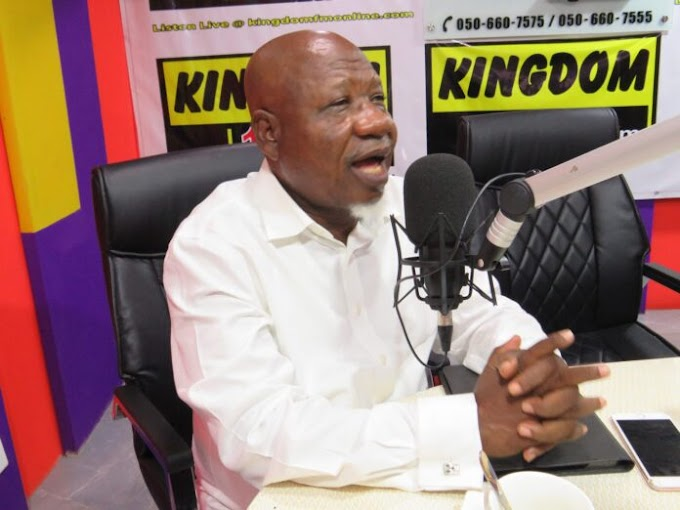 NDC suspends Allotey Jacobs