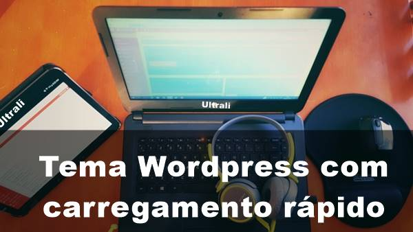 Wordpress com carregamento rápido