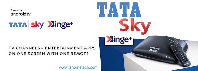 What is Tata Sky Binge?