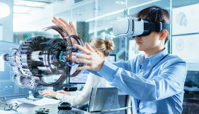 Sempurnanya Teknologi Virtual Reality dan Augmented Reality