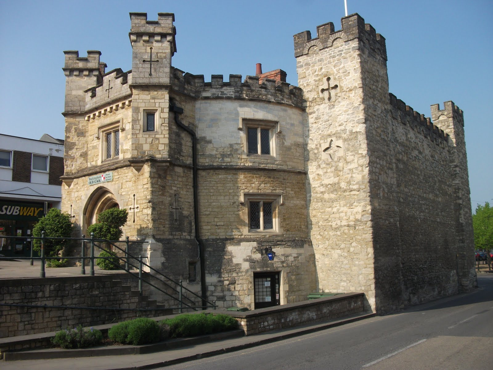 Getting Through Life: The University Of Buckingham