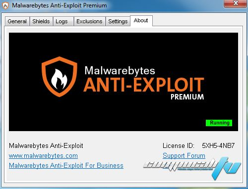 Malwarebytes Anti-Exploit Premium 1.12.1.109 Full