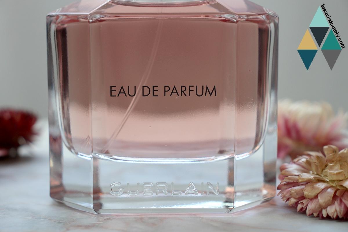 avis et test beauté eau de parfum mon guerlain