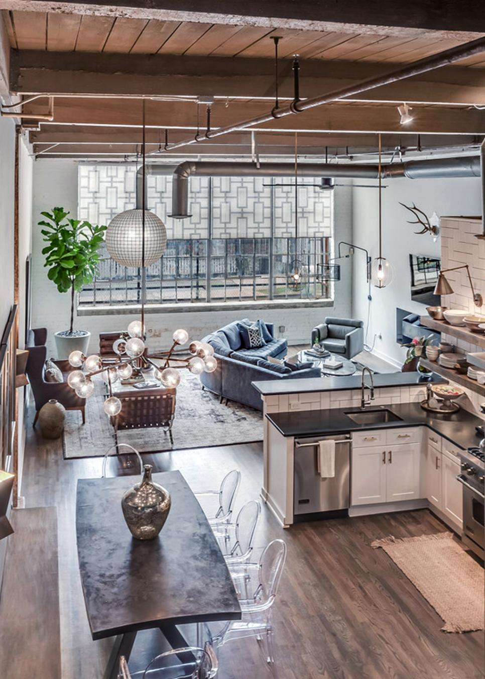 5 DesignSavvy Suggestions for Open Floor Plans Home Swee