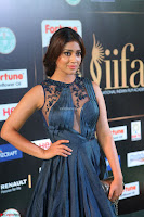 Shriya Saran in Beautiful Transparent Dark Gown IIFA Utsavam Awards 2017 014.JPG