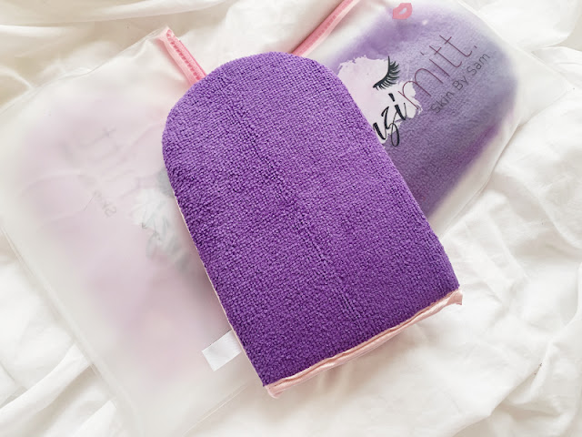 Cleanzi SkinbySam Cleansing Mitt Review