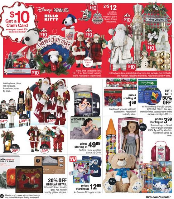 CVS Weekly Ad Preview 1117-1123 Page 3
