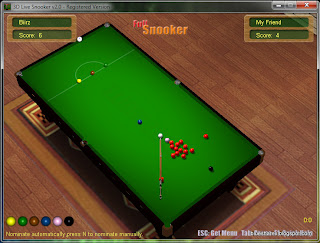 3D Live Snooker - Free download and software reviews ...