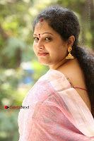 Actress Raasi Latest Pos in Saree at Lanka Movie Interview  0183.JPG