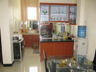 Dry Kitchen Pantry Dapur Kering + Furniture Semarang