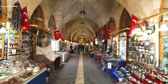 çarşı, bakırcılar çarşısı, bakır, Gaziantep