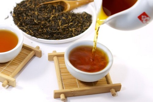 Tea benefits for acne treatment