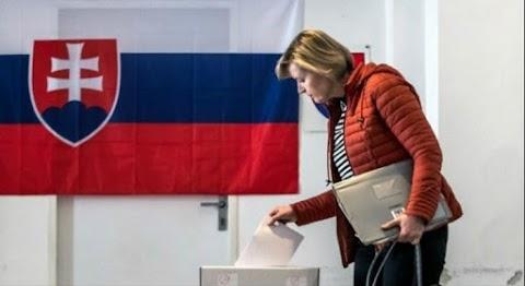Parlamenti választás: megkezdődött a voksolás Szlovákiában