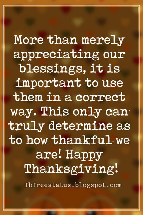 Messages For Thanksgiving,