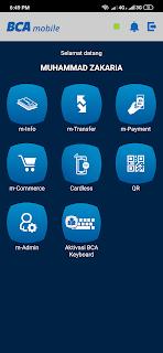 cara transfer uang dari mobile banking baca ke rekening BNI