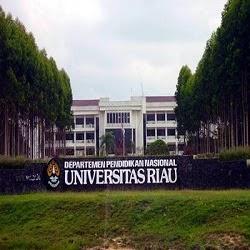 Info Pendaftaran Mahasiswa Baru UNRI RIAU 2018-2019