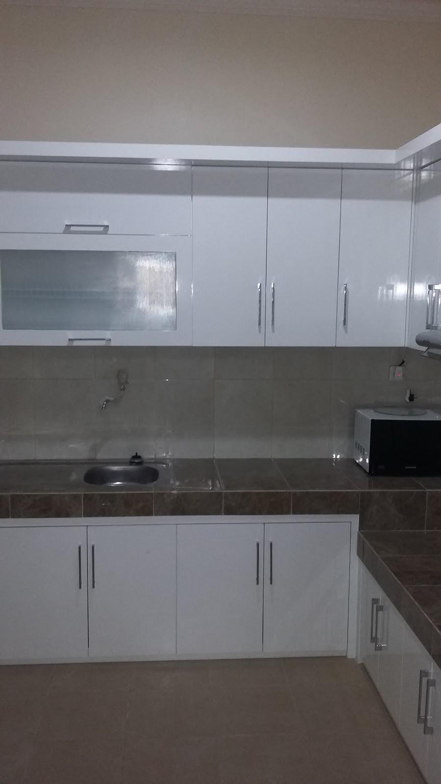 Kitchen set murah pabrik kitchen set minimalis agustus 2016 for Kitchen set jakarta timur