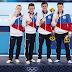 Jogos de Tóquio: final por equipes masculina