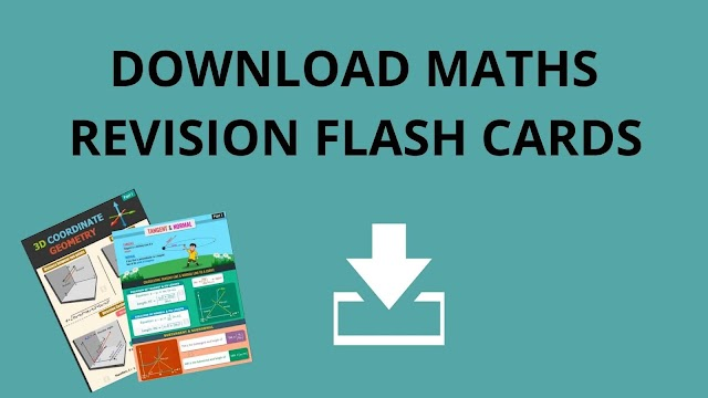 [PDF] Chapterwise Maths Revision Flash Cards For IIT JEE