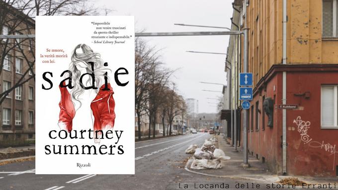 "RECENSIONE | ""Sadie"" di Courtney Summers"