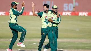 Zimbabwe vs Pakistan 3rd T20I 2021 Highlights