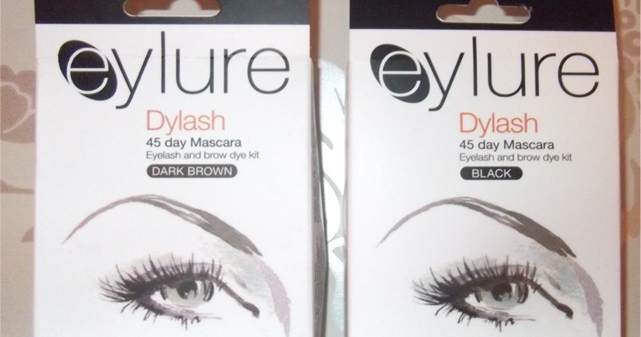 a5b692cae19 xBeautyGeekx...*: Review: Eylure Dylash - Home Eyebrow Tinting...