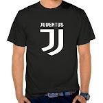 Kaos Distro Bola Juventus SK63  Asli Cotton
