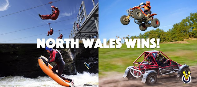 Zip Wire Titan, White Water Bugging, Rage Buggies & Quad Biking