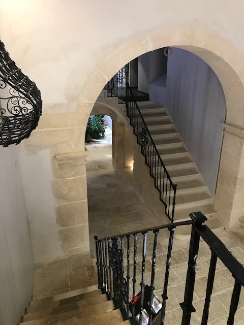 El Blog de María Serralba - Palacios Transparentes - Palacio El Portalet