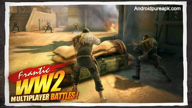 Brothers in Arms 3 Apk