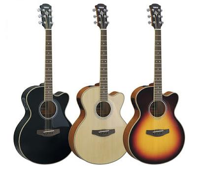 Đàn Guitar Acoustic điện Yamaha CPX500III