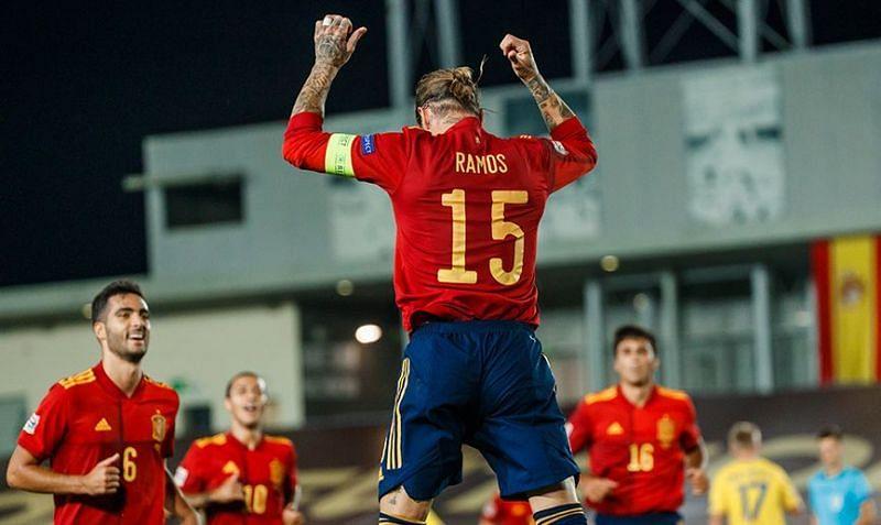 راموس خارج تشكيلة إسبانيا في يورو 2020