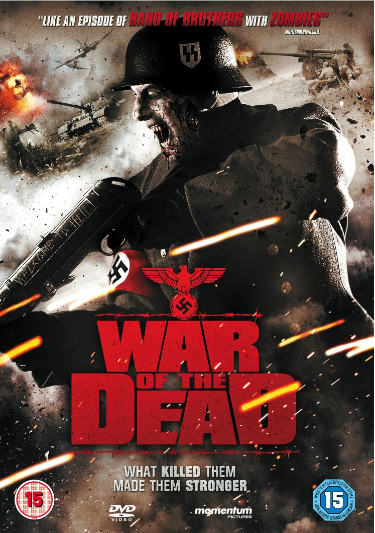 War of the Dead (2011) ταινιες online seires oipeirates greek subs