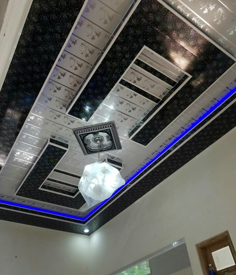 Harga Jasa/Tukang Pasang Plafon PVC Murah Purwokerto